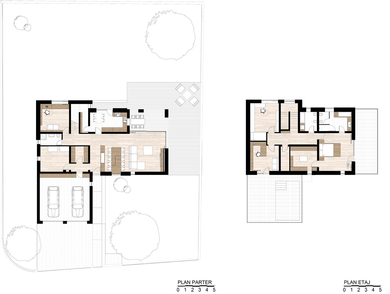 Modificari exterioare la casa autorizata cu AC nr. 2288/24.12.20