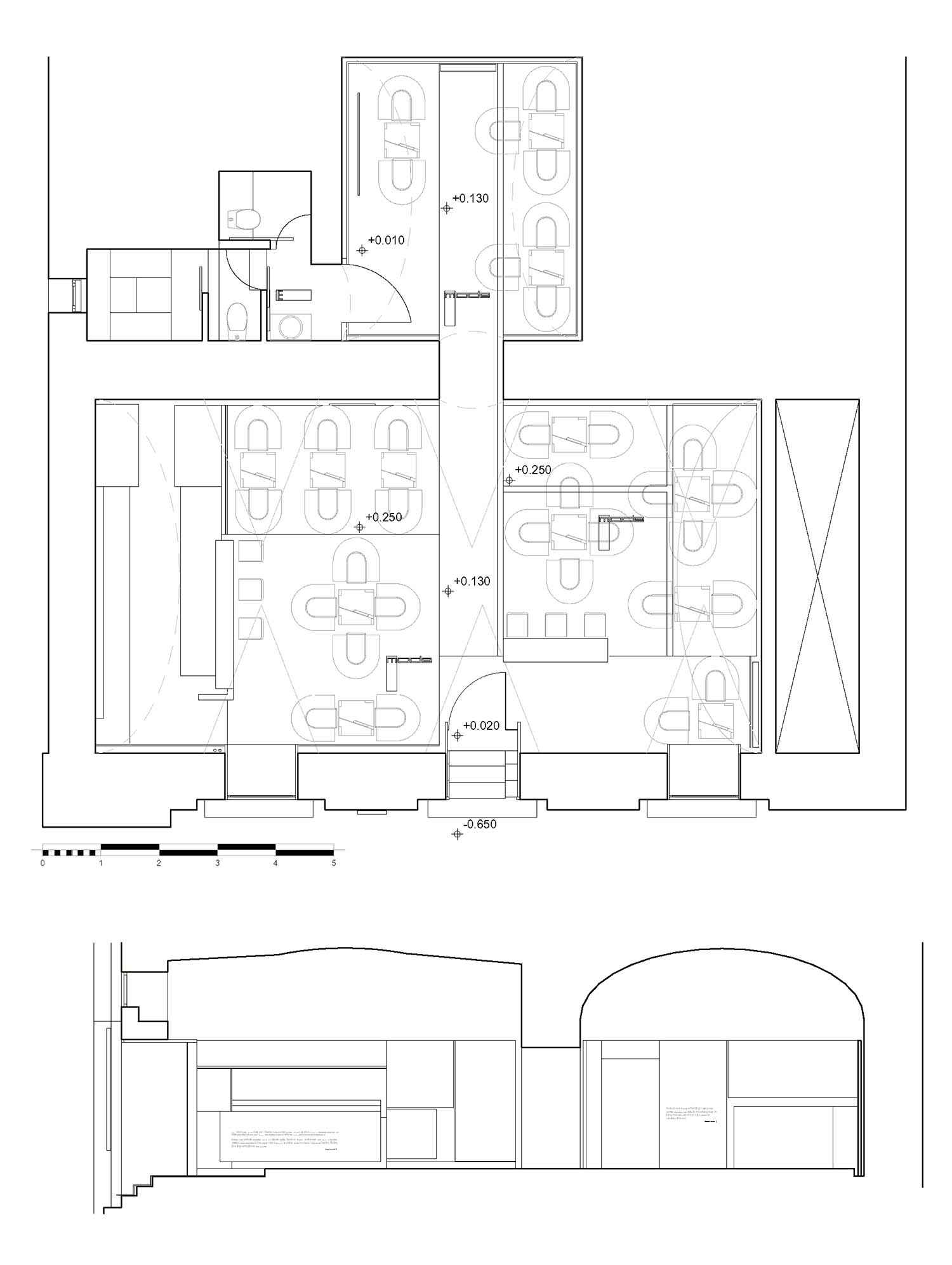 ground floor-section